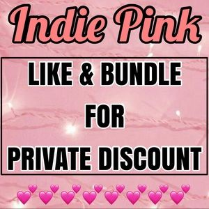 🌸Like & Bundle for Private Discount🌸